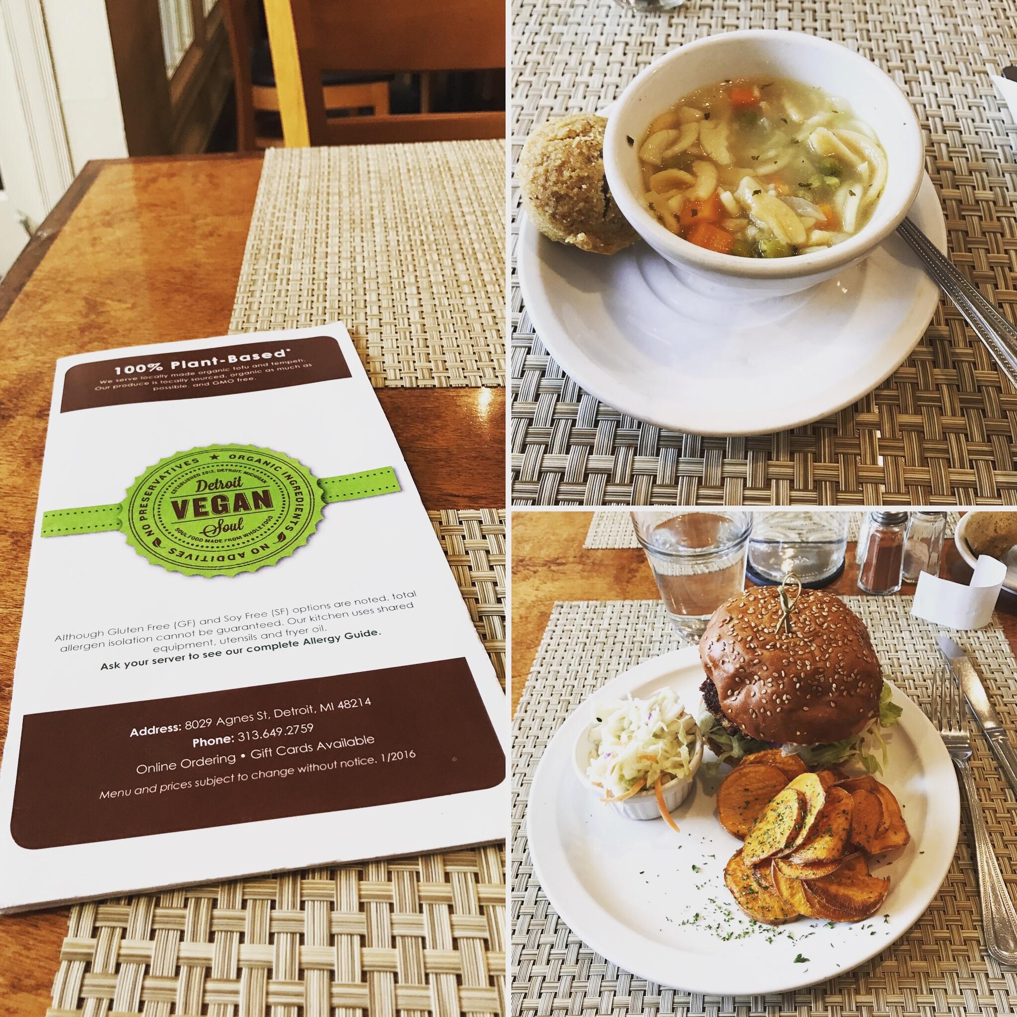 IMG 4859 - Comment survivre à la nourriture américaine?