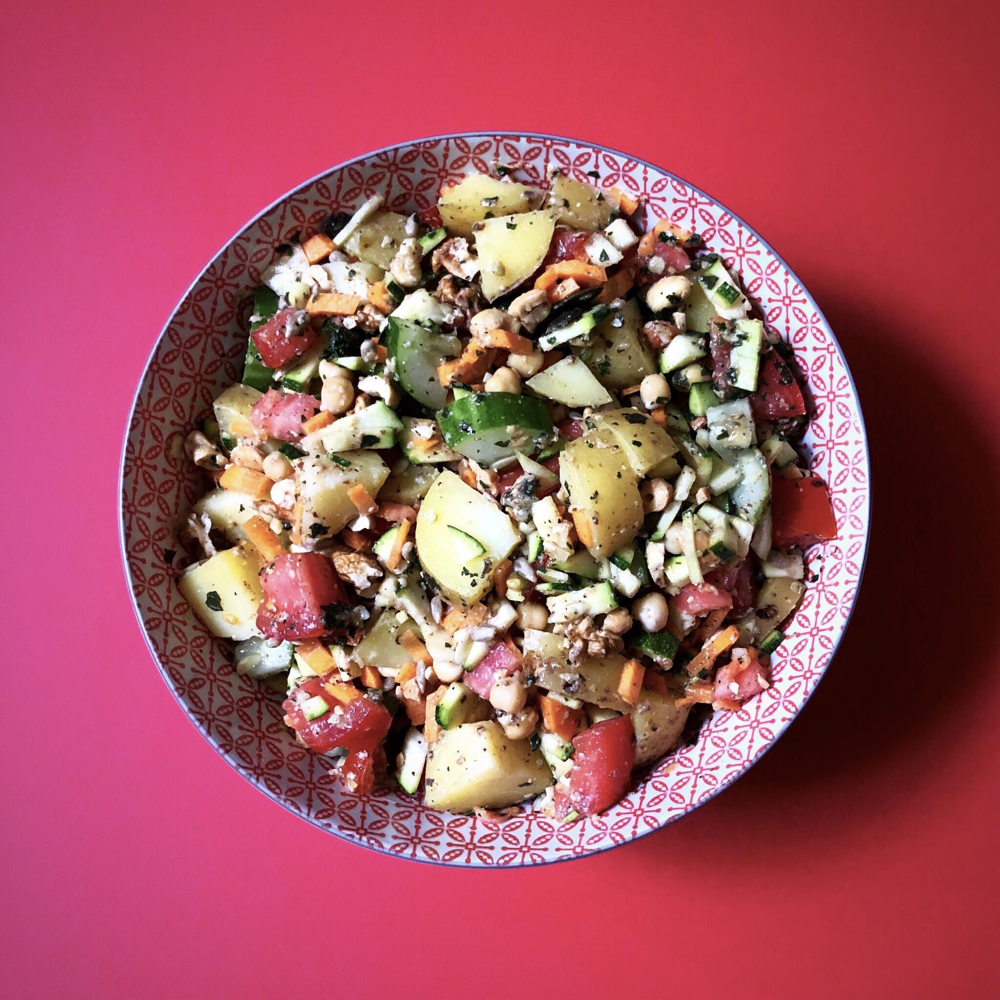 492D7D01 A927 4D76 B90C 0BCFAC2BA0EA - La petite salade d'été pour une grosse faim