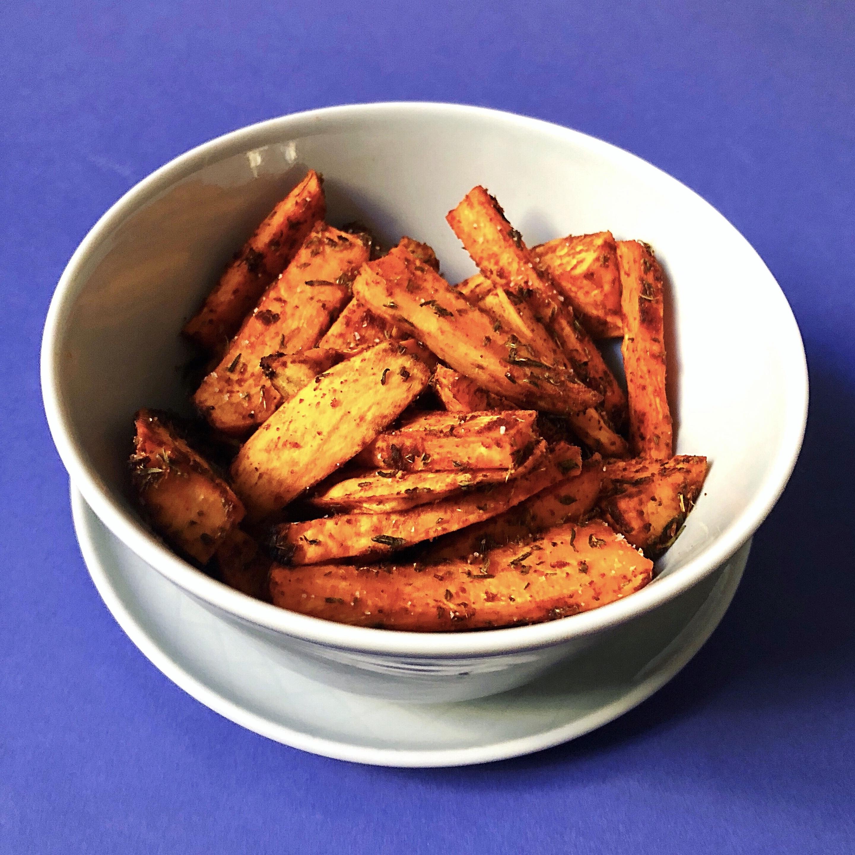 IMG 3594 - La patate douce pour avoir la frite à la rentrée