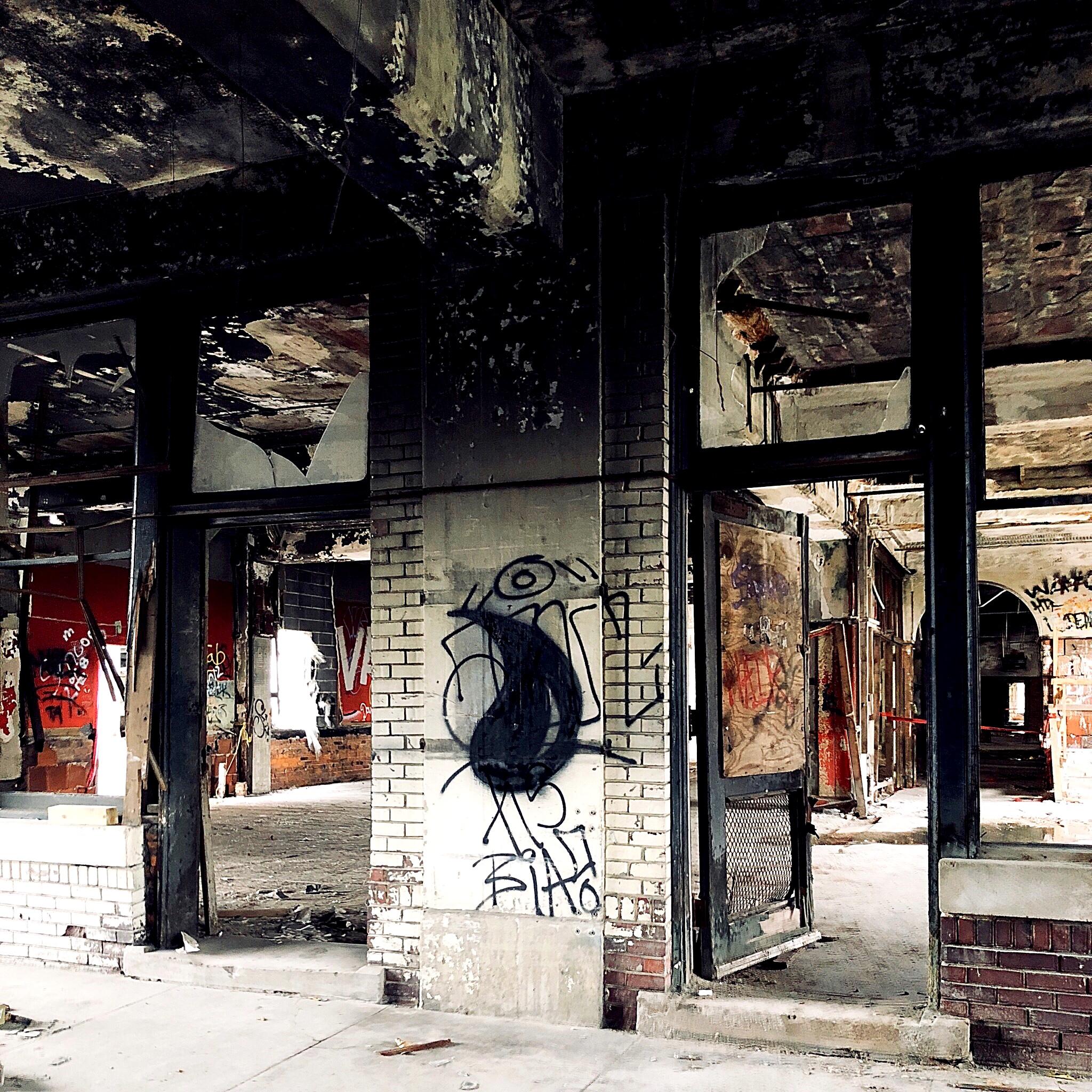 interieurs 4 - Les aventuriers de l'usine perdue