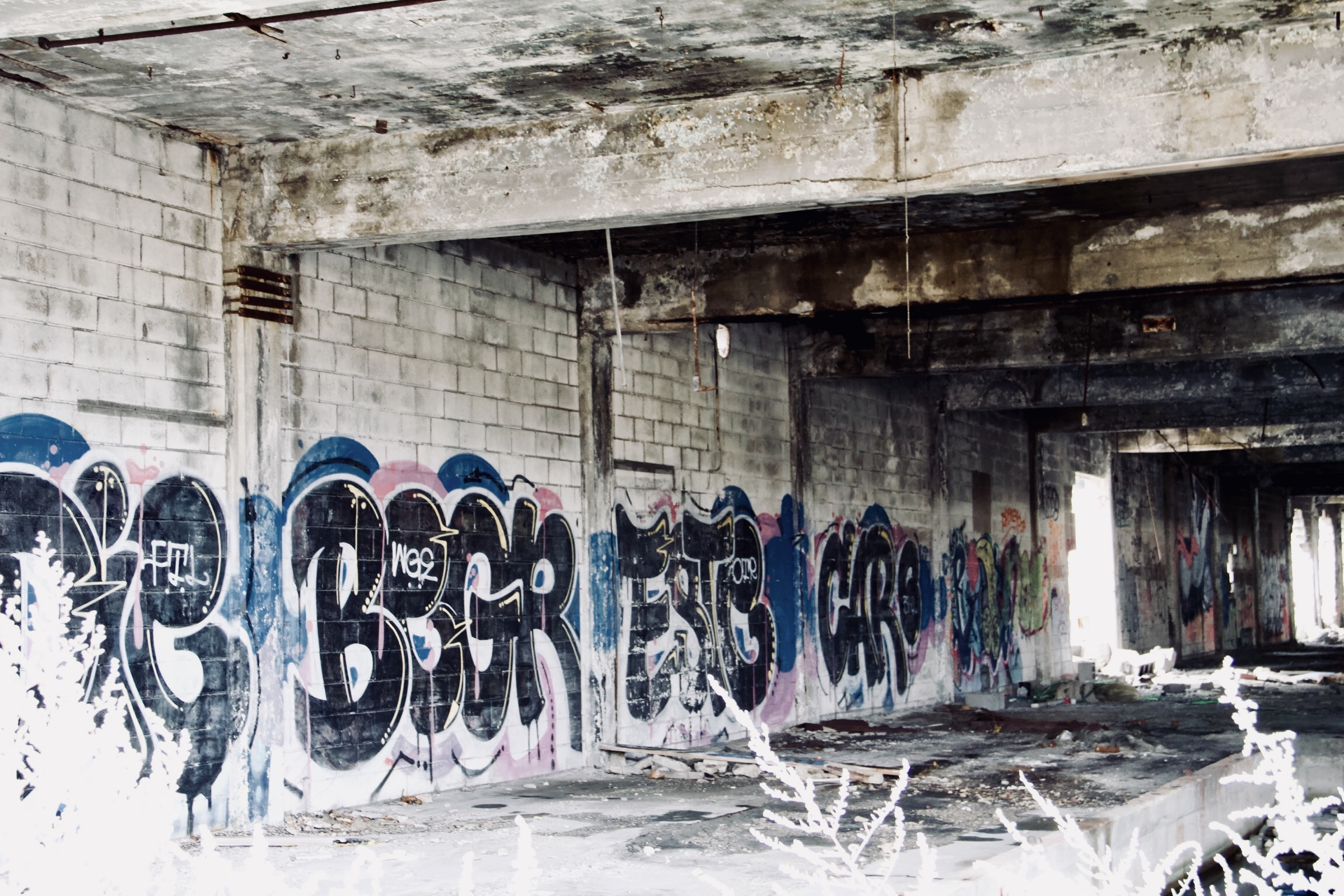 interieurs 8 - Les aventuriers de l'usine perdue