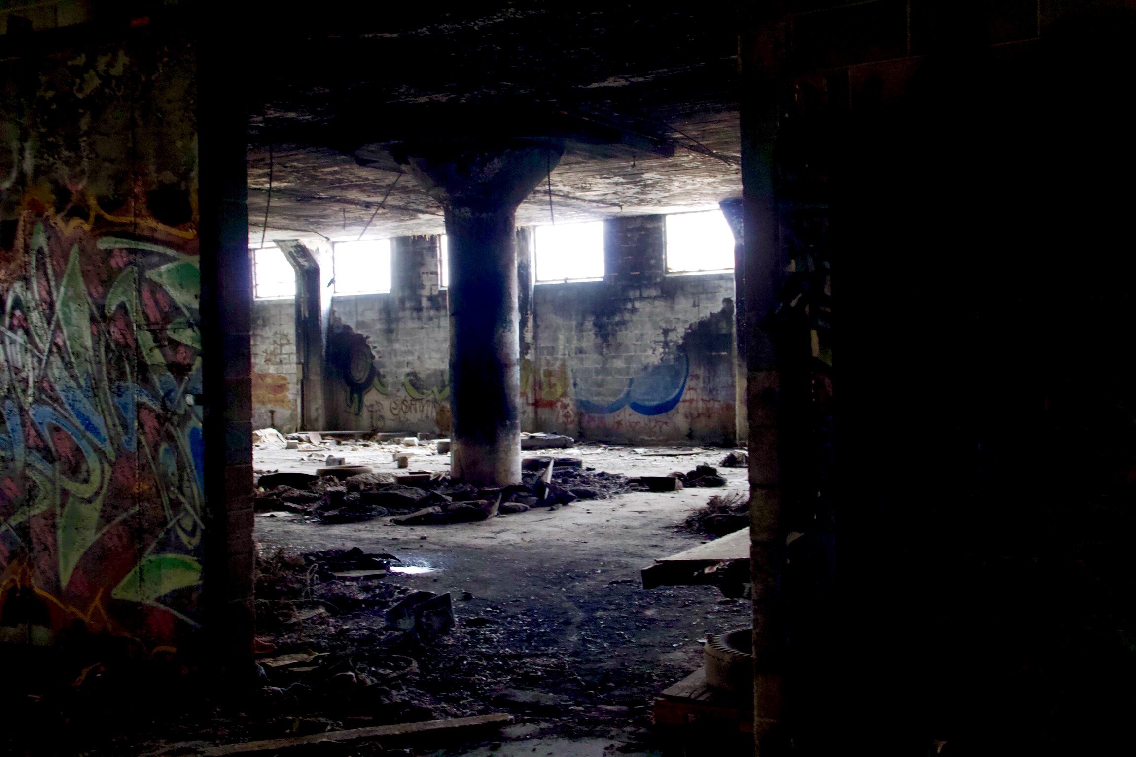 interieurs 9 - Les aventuriers de l'usine perdue