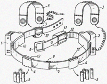 Stereobelt - Walkman, Free man.