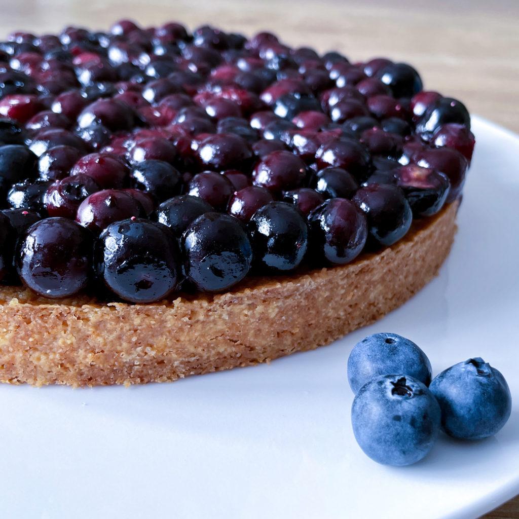 Blueberry paradise.